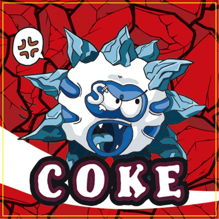 Monster - Coke