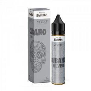 Cubano Silver SaltNic