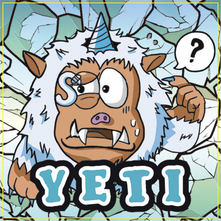 Monster - Yeti