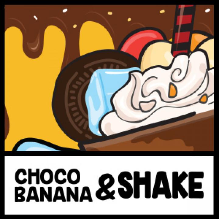 VIVID - Choco Banana & Shake