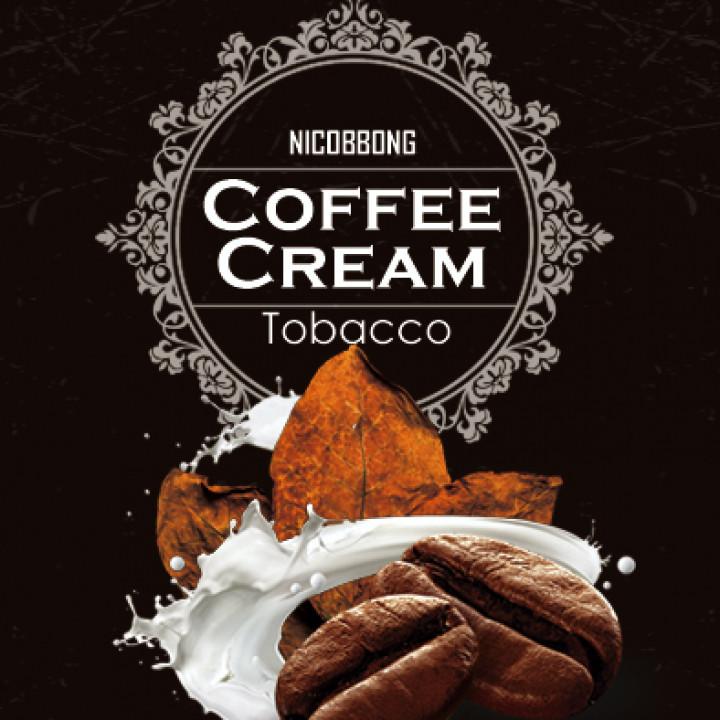커피 크림 타바코