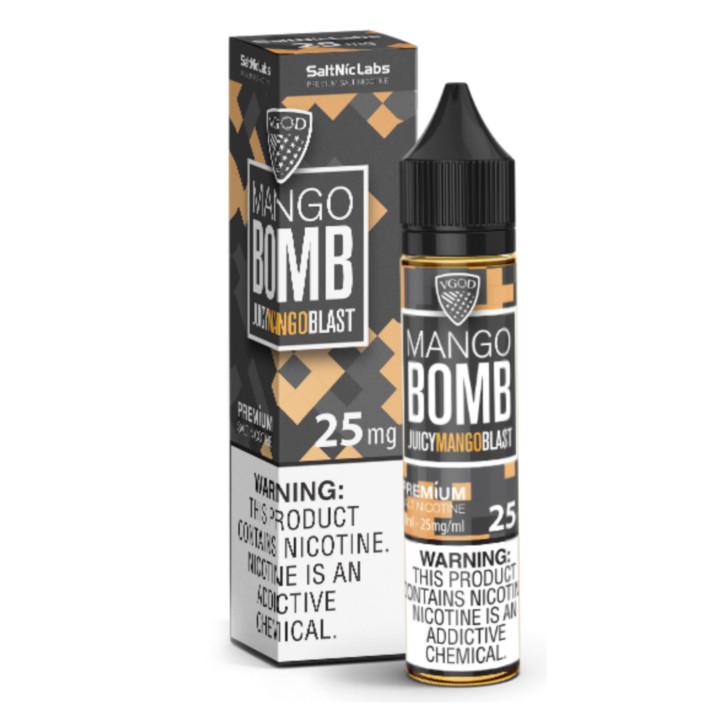 Mango Bomb / Mango Bomb Iced