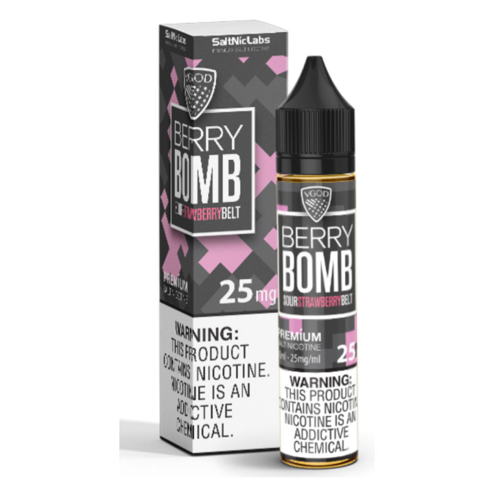 Berry Bomb / Berry Bomb Iced
