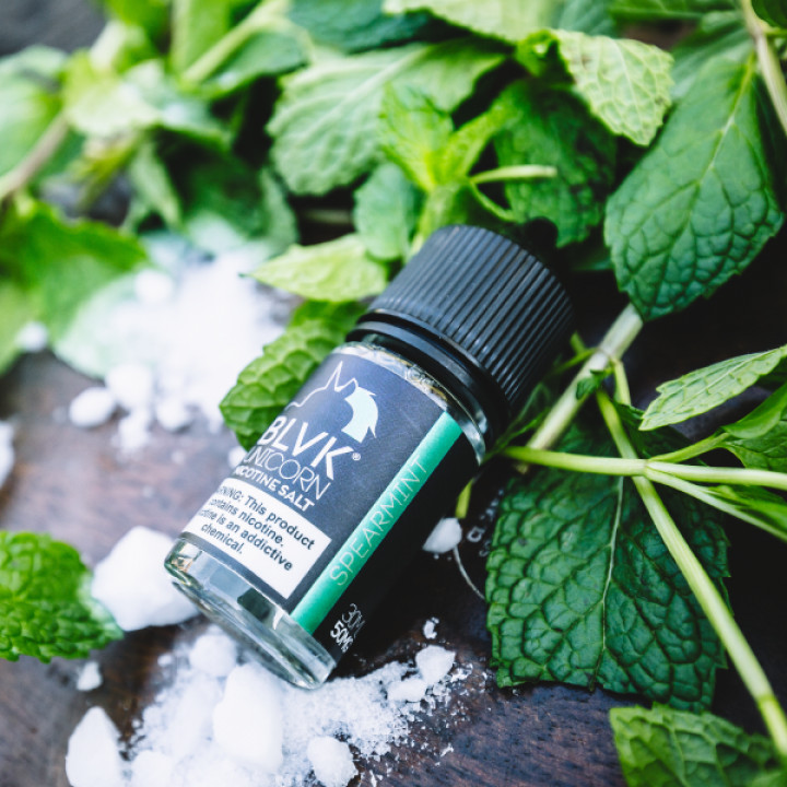 Spearmint Salt
