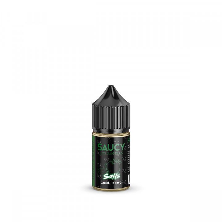 Apple Mint Tobacco Salt