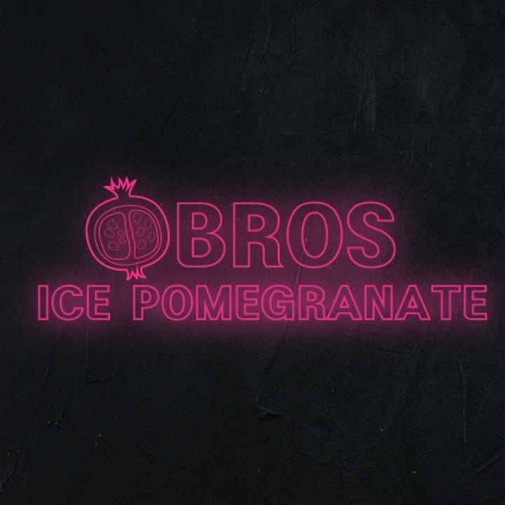 Ice Pomegranate