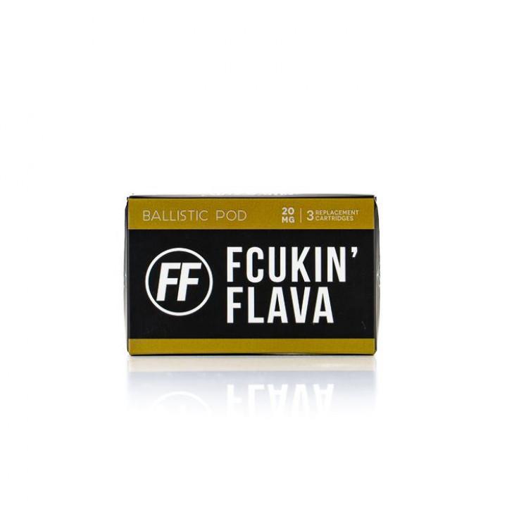 Fcukin Flava Vanilla Tobacco