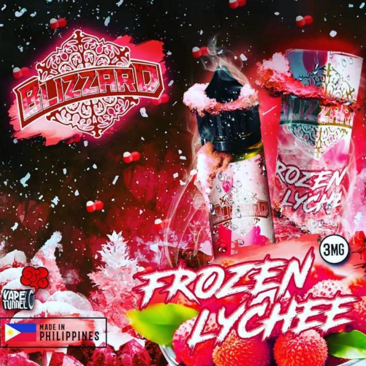 Blizzard - Frozen Lychee