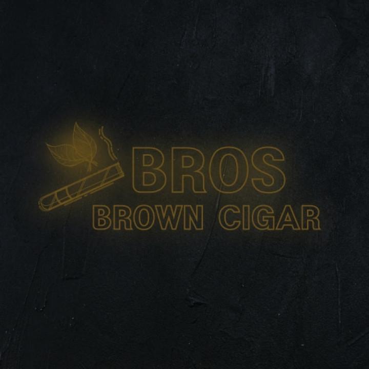 Brown Cigar