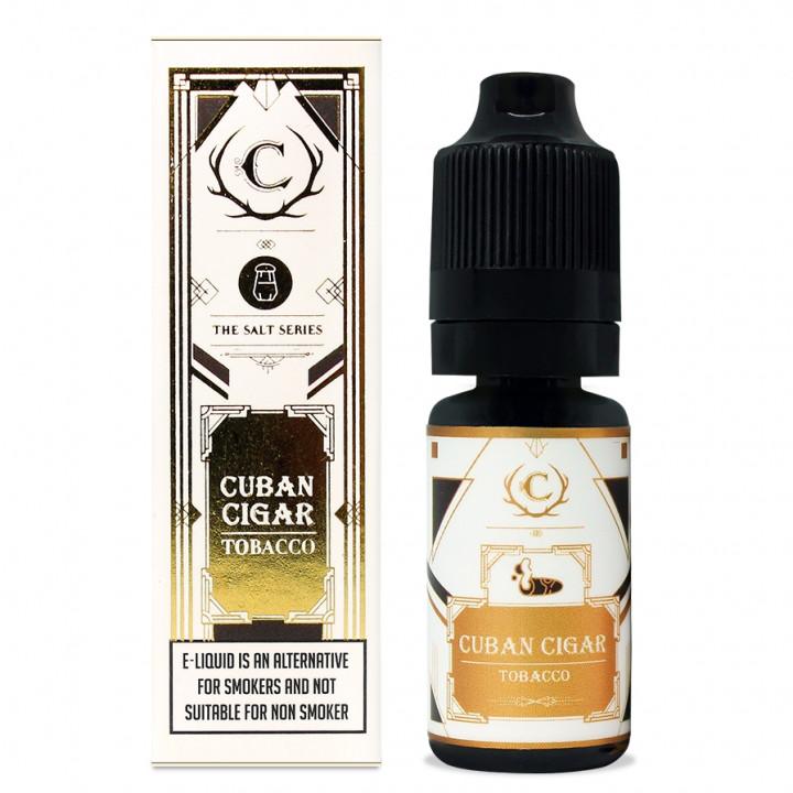 Cuban Cigar Salt