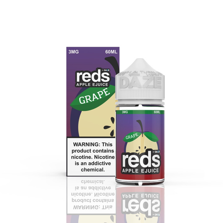 Reds Apple Grape / Reds Apple Grape Iced