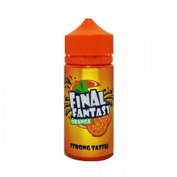 Final Fantasy - Orange