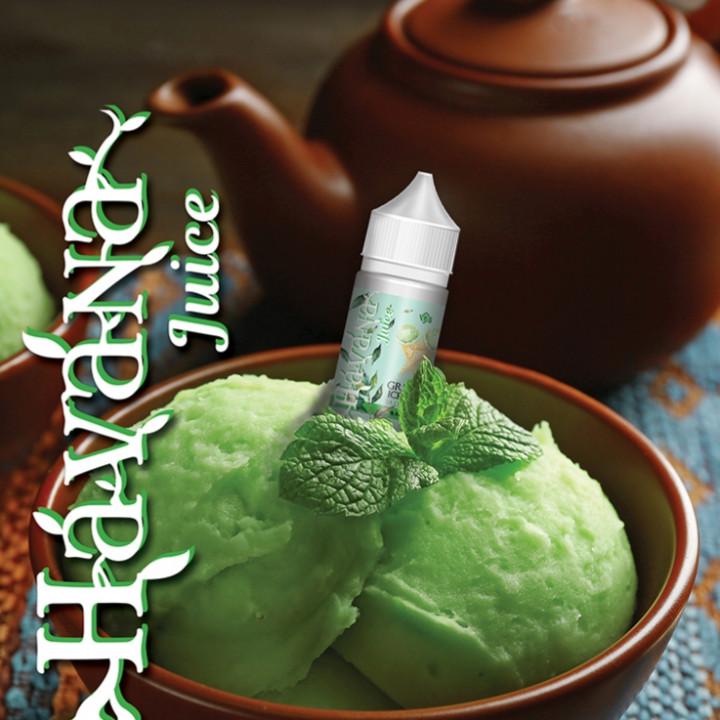 Havana - Green Tea Icecream