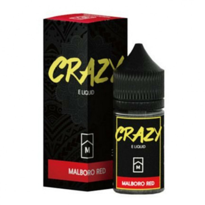 Crazy - Marlboro Red