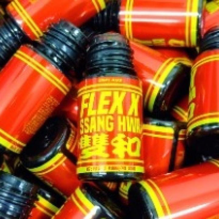 FLEX X SSANG HWA 雙和