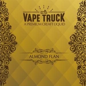 Almond Flan