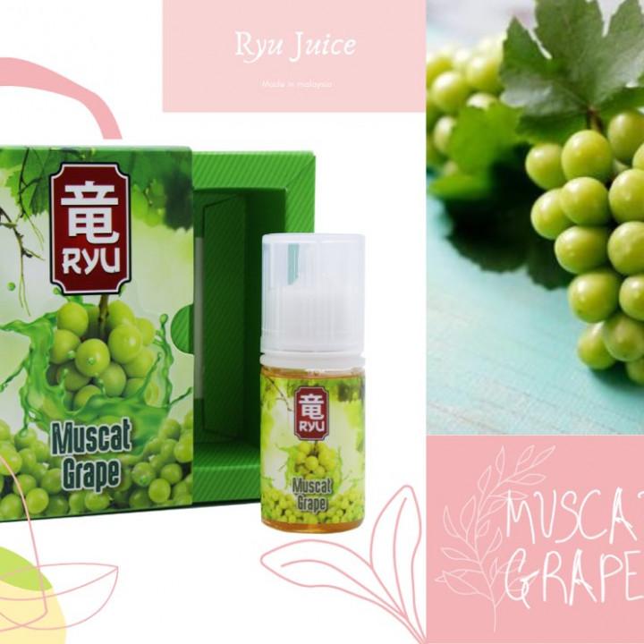 Ryu Juice - Muscat Grape