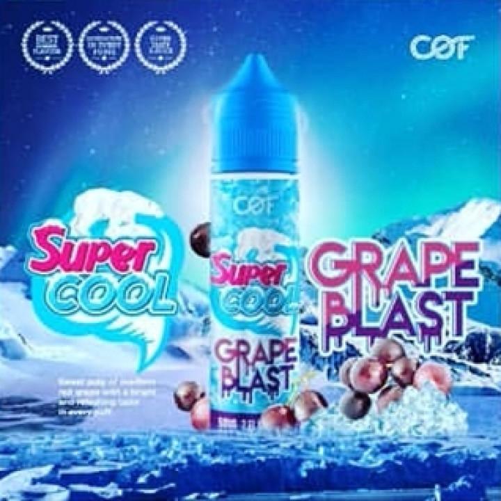 Super Cool - Grape Blast