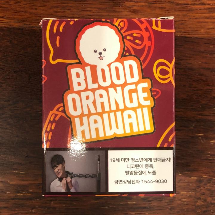 Blood Orange Hawaii
