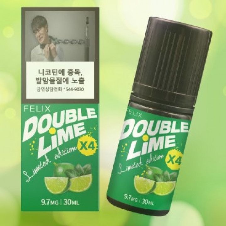 Double Lime X4