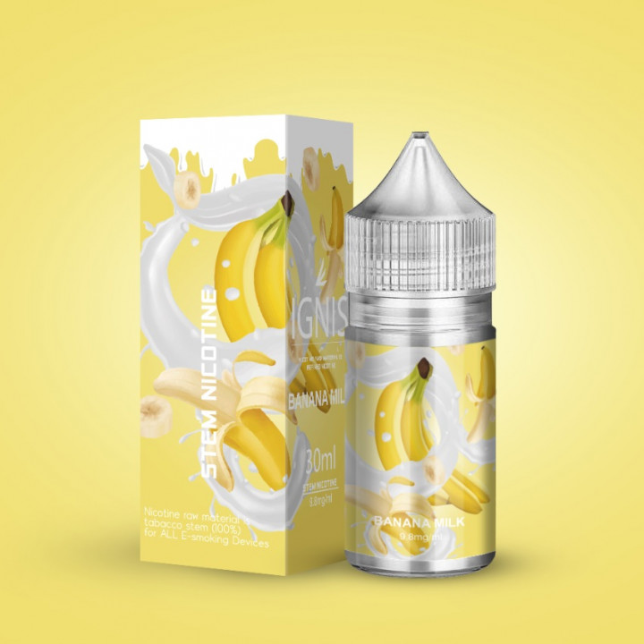 IGNIS S - Banana Milk