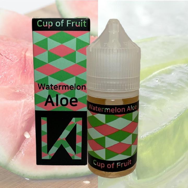 Cup Of Fruit - Watermelon Aloe