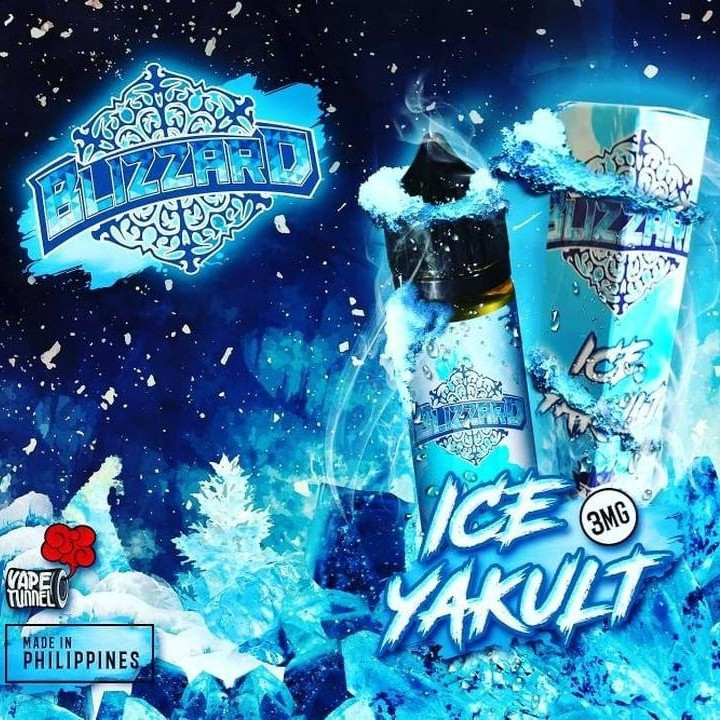 Blizzard - Ice Yakult