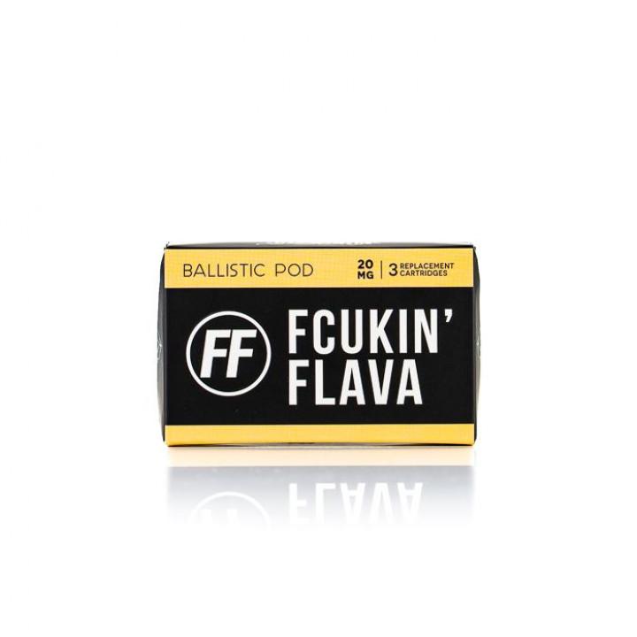Fcukin Flava Cinnamon Roll
