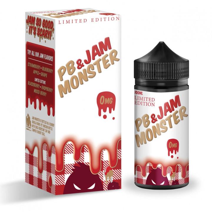 PB & Jam Monster Strawberry