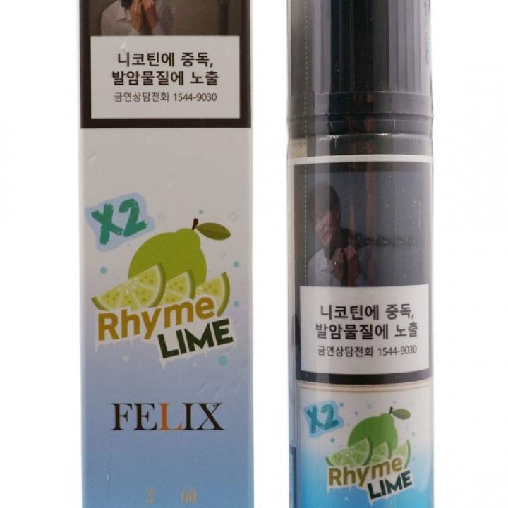 x2 Rhyme Lime