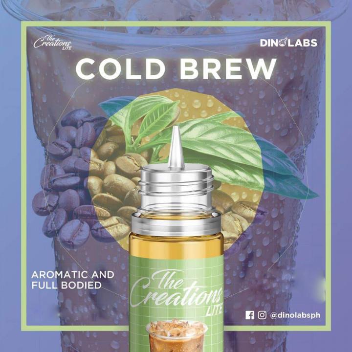 [POD] Cold Brew