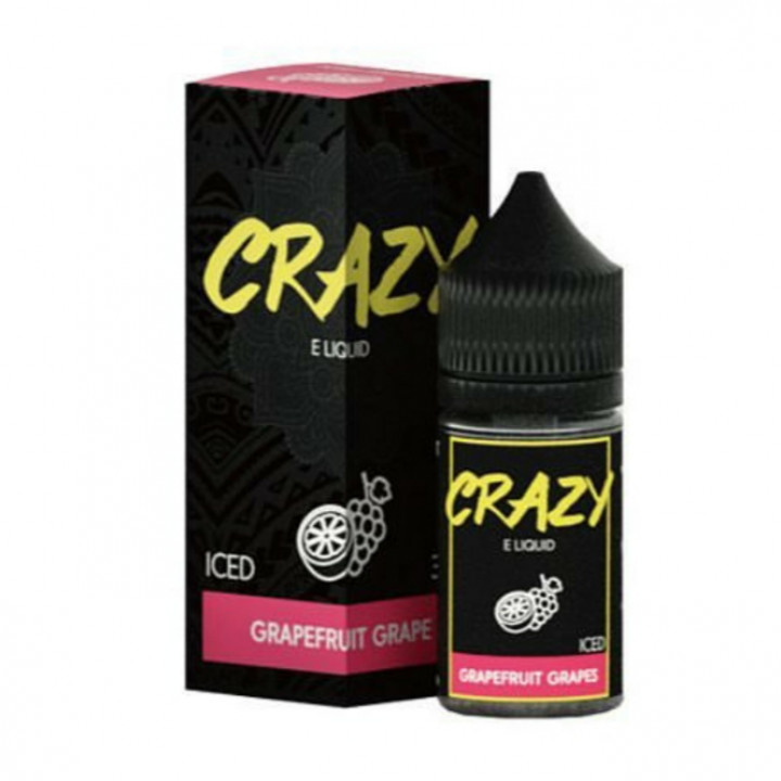 Crazy - Grapefruit Grape